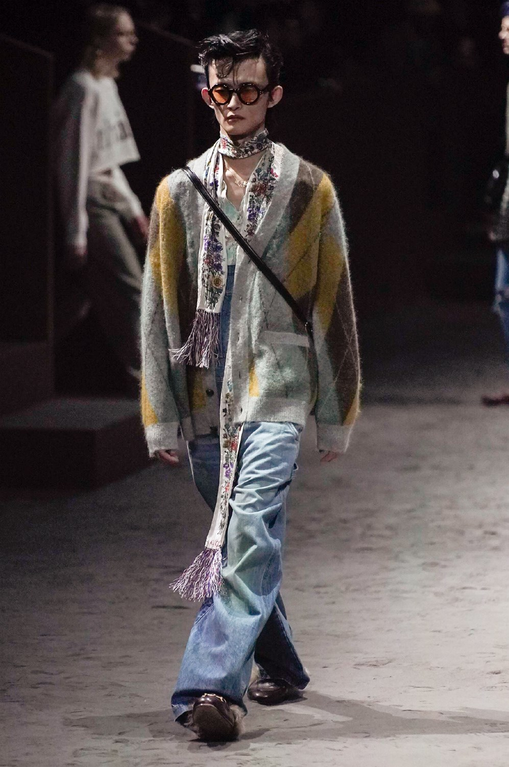 Gucci & Marco de Vincenzo Fall 2020 Fashion Show Review - Banishing Stereotypes