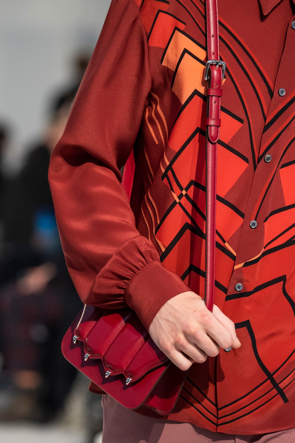 Marco De Vincenzo Fall 2020 Men's Fashion Show Details