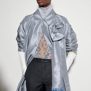 Dior Men Fall 2020 Men's Fashion Show Backstage