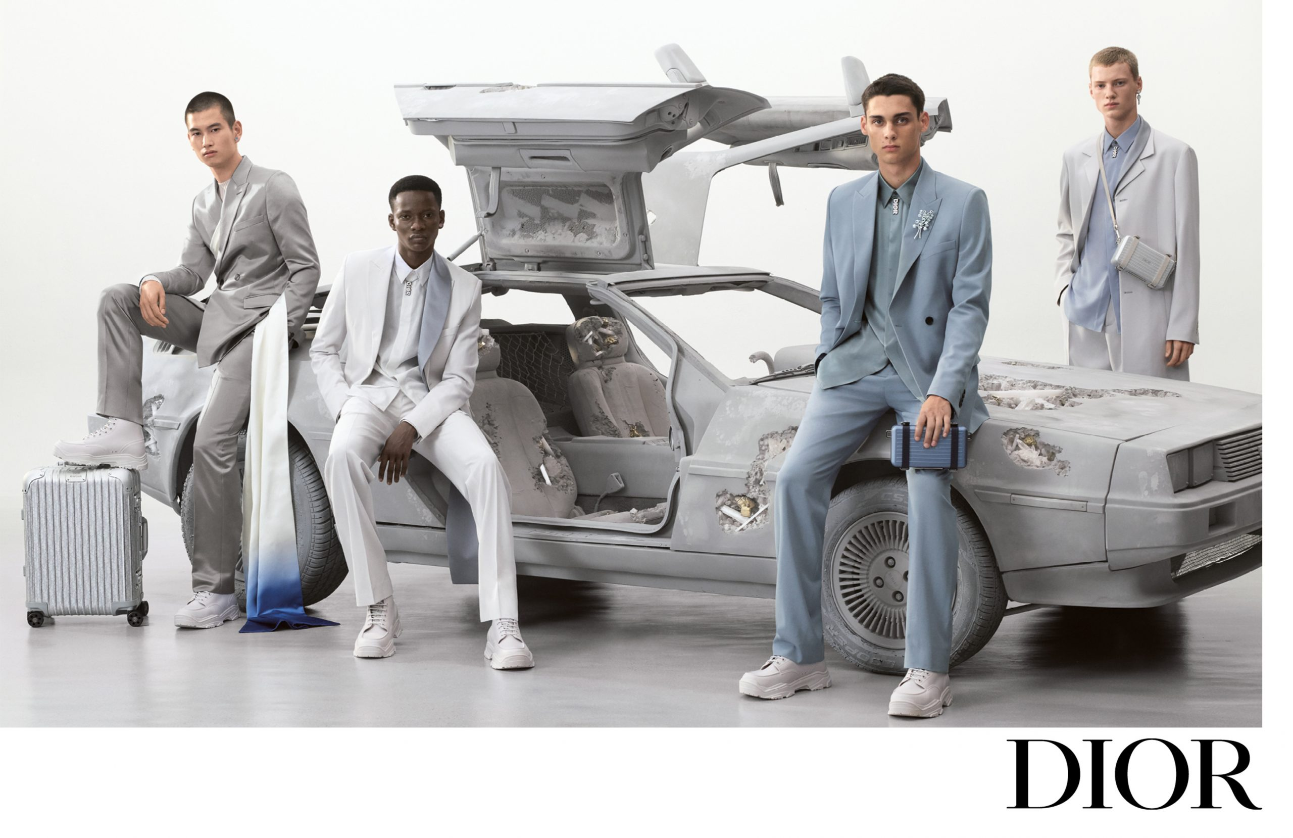 Top 10 Men's Fashion Ad Campaigns of Spring 2020