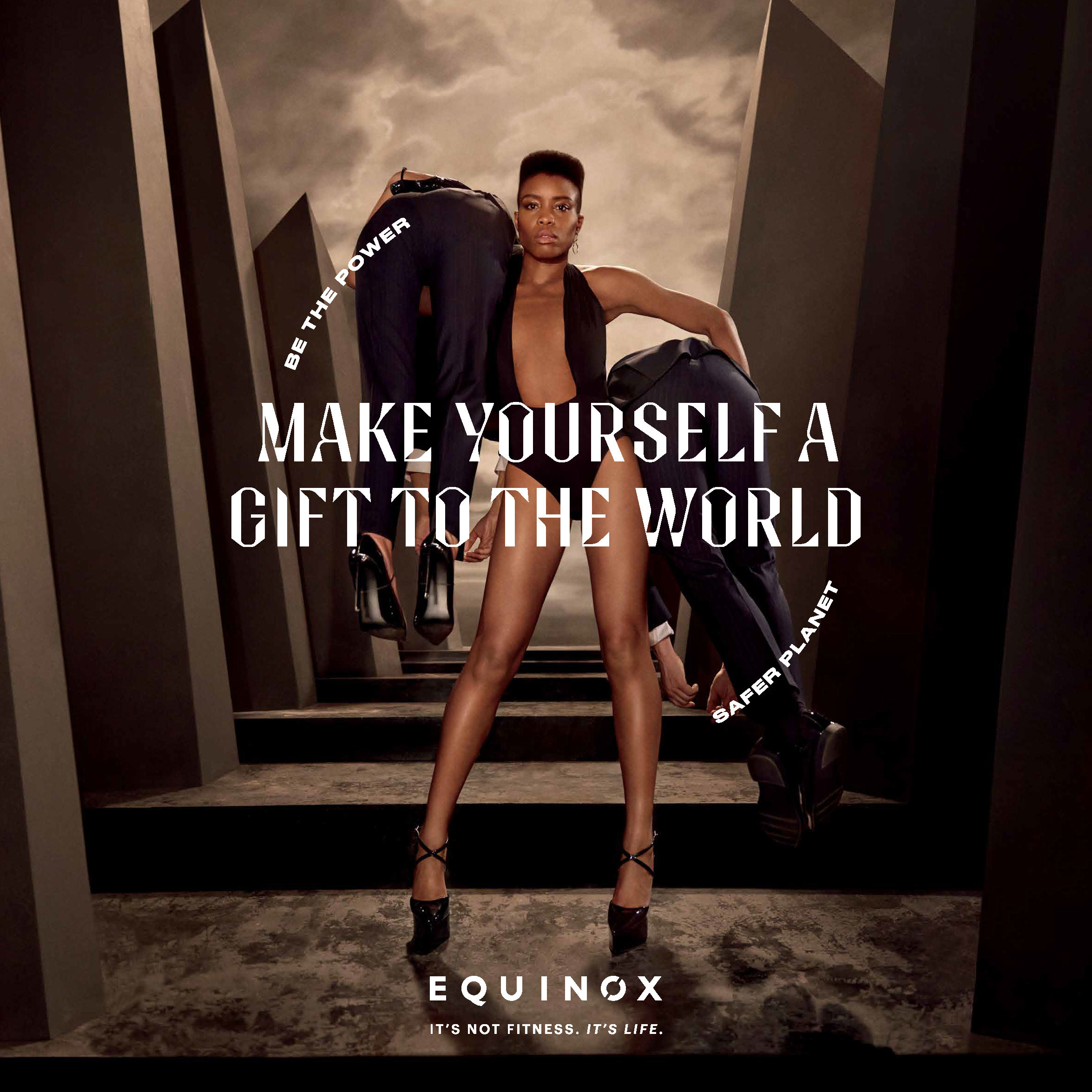 Equinox 'Make Yourself A Gift to The World' 2020 Ad Campaign Film