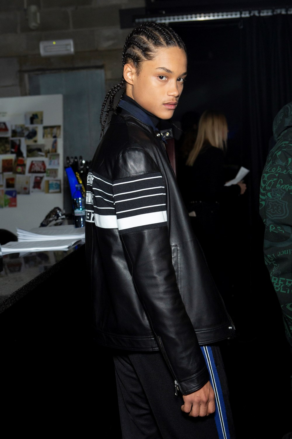 Iceberg Fall 2020 Men's Fashion Show Photos