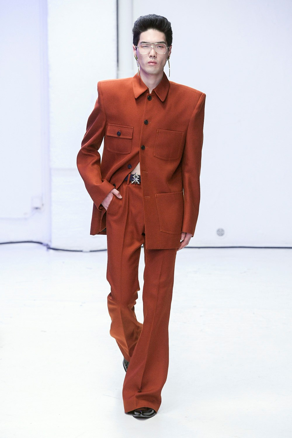 Sankuanz Fall 2020 Men's Fashion Show Photos