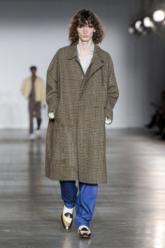 E. Tautz Fall 2020 Men's Fashion Show