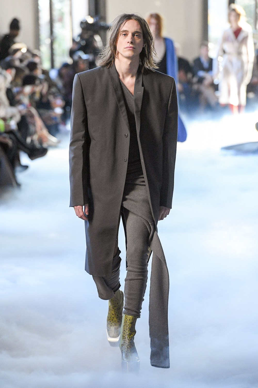 Rick Owens Fall 2020 Men's Fashion Show Photos
