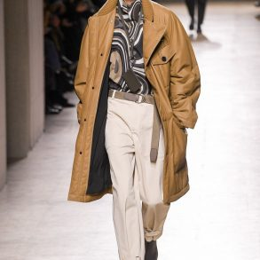 Hermes Fall 2020 Men's Fashion Show