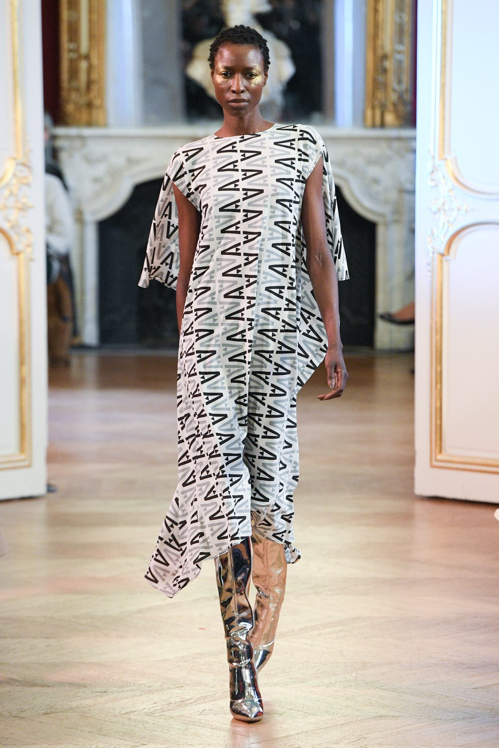 Imane Ayissi Spring 2020 Couture Fashion Show Photos