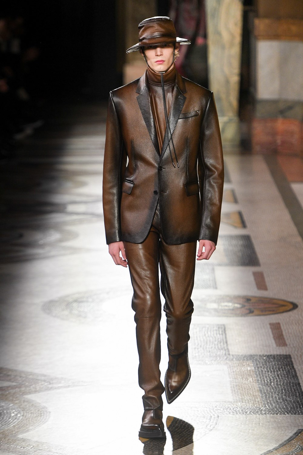 Berluti Fall 2020 Men's Fashion Show Photos