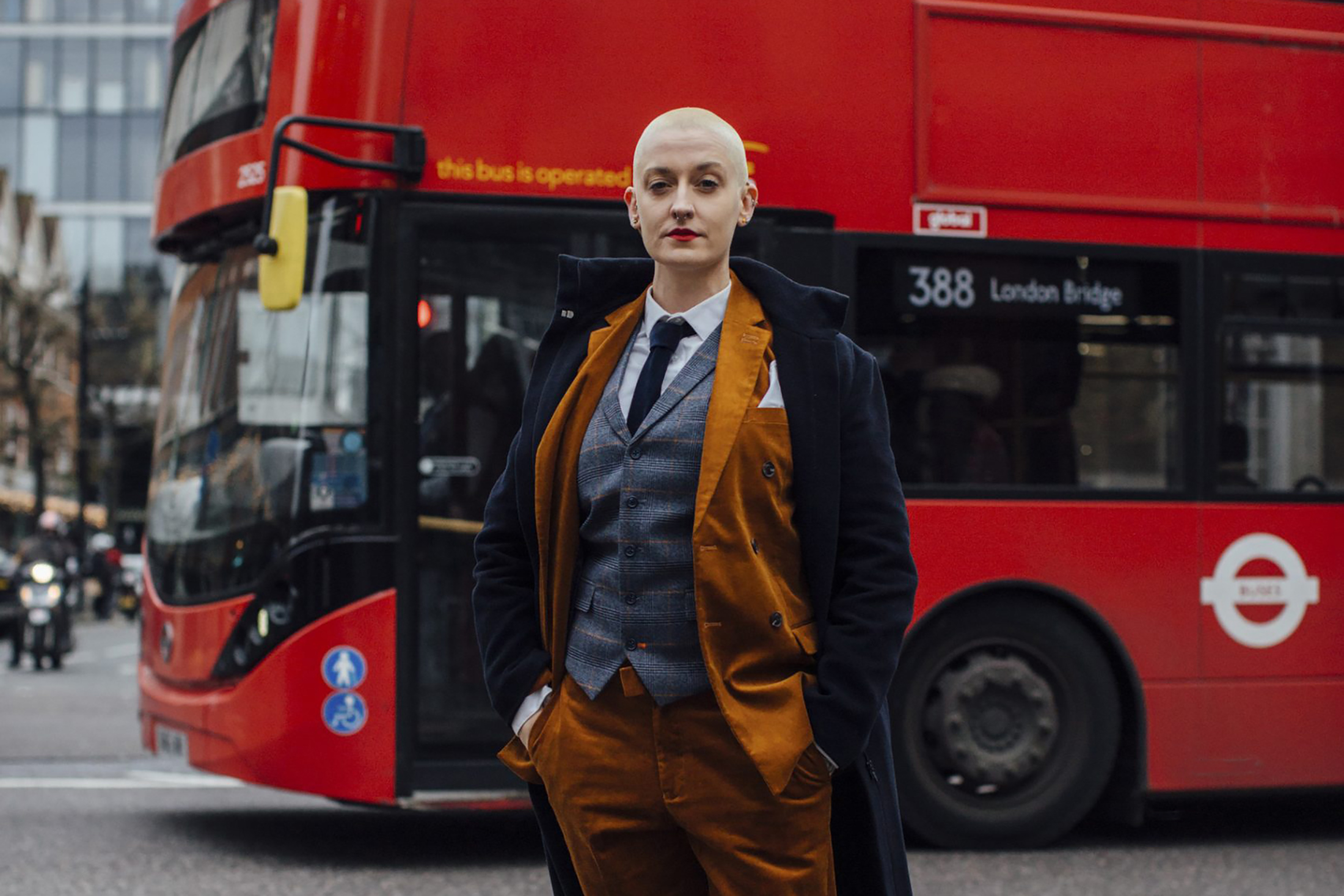 London Men's Fashion Week Street Style Photos