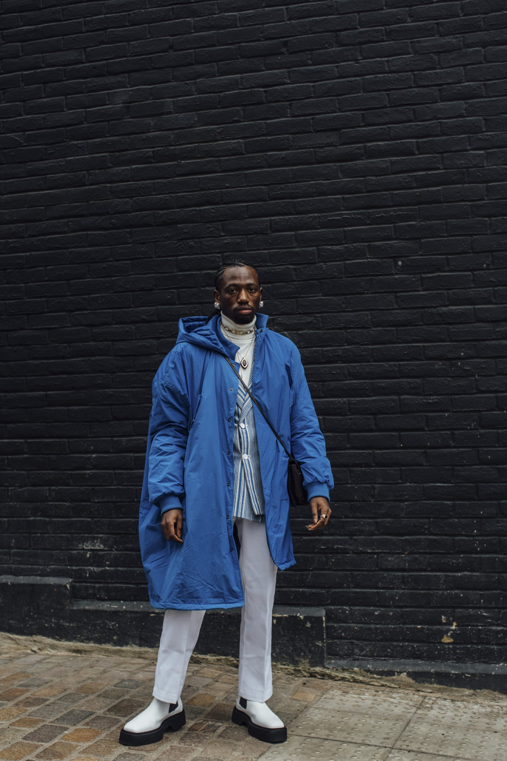 London Men's Fashion Week Street Style Photos