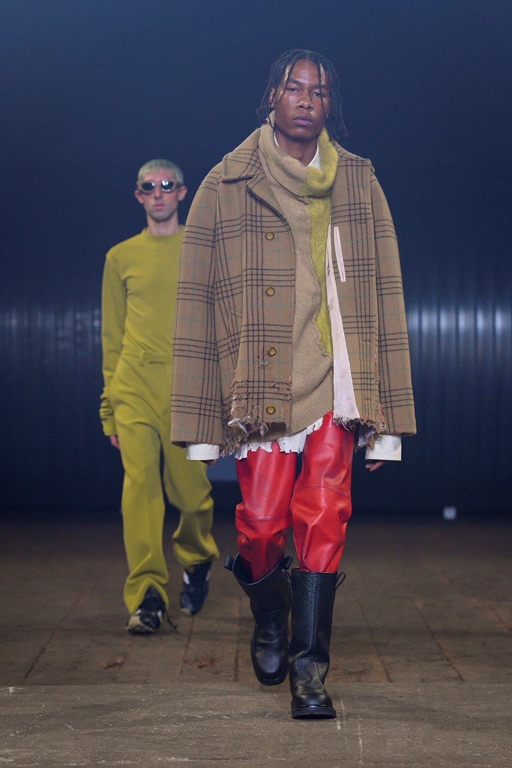 Marni, Marcelo Burlon County of Milan, No 21 Fall 2020 Fashion Show Review