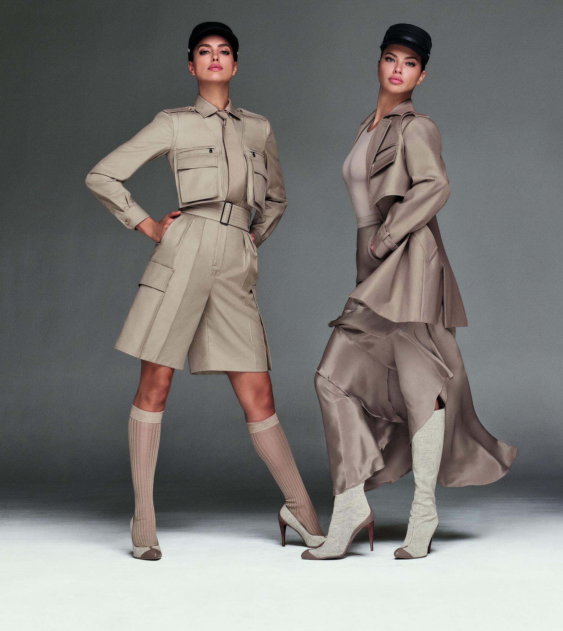 Max Mara Spring 2020 Fashion Ad Campaign Photos