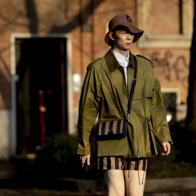 Milan Men's Street Style Fall 2020 Day