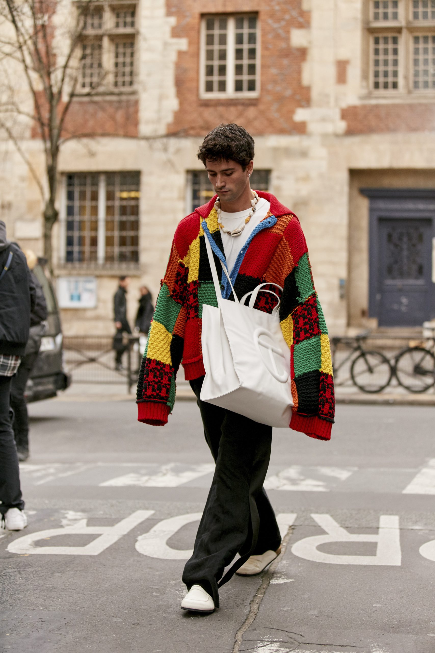 Paris Men's Fashion Week Street Style Photos 2020