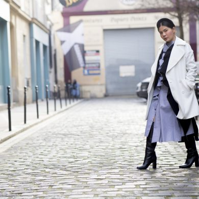 Paris Couture Street Style Spring 2020 Day