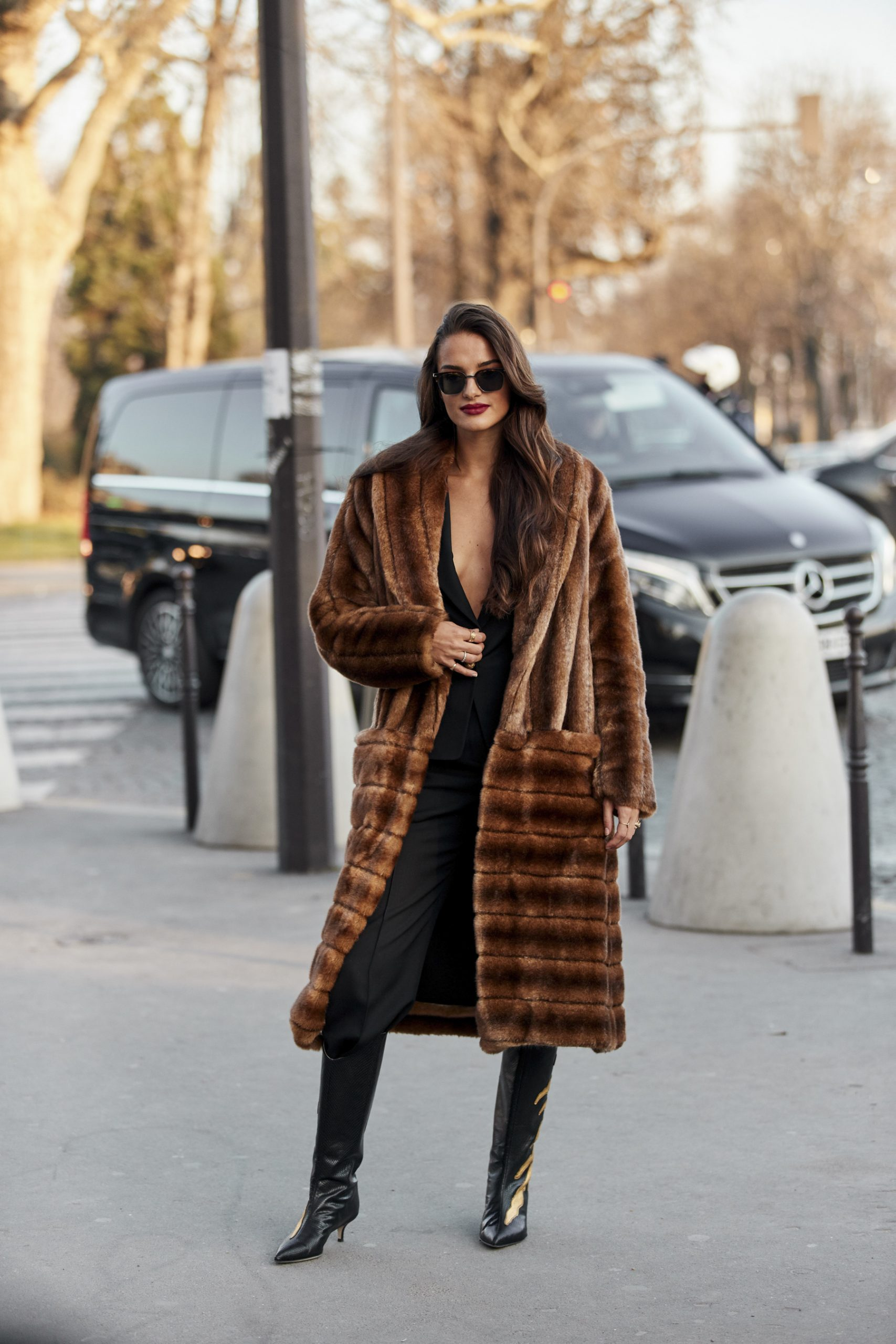 Paris Couture Fashion Week Street Style Photos 2020