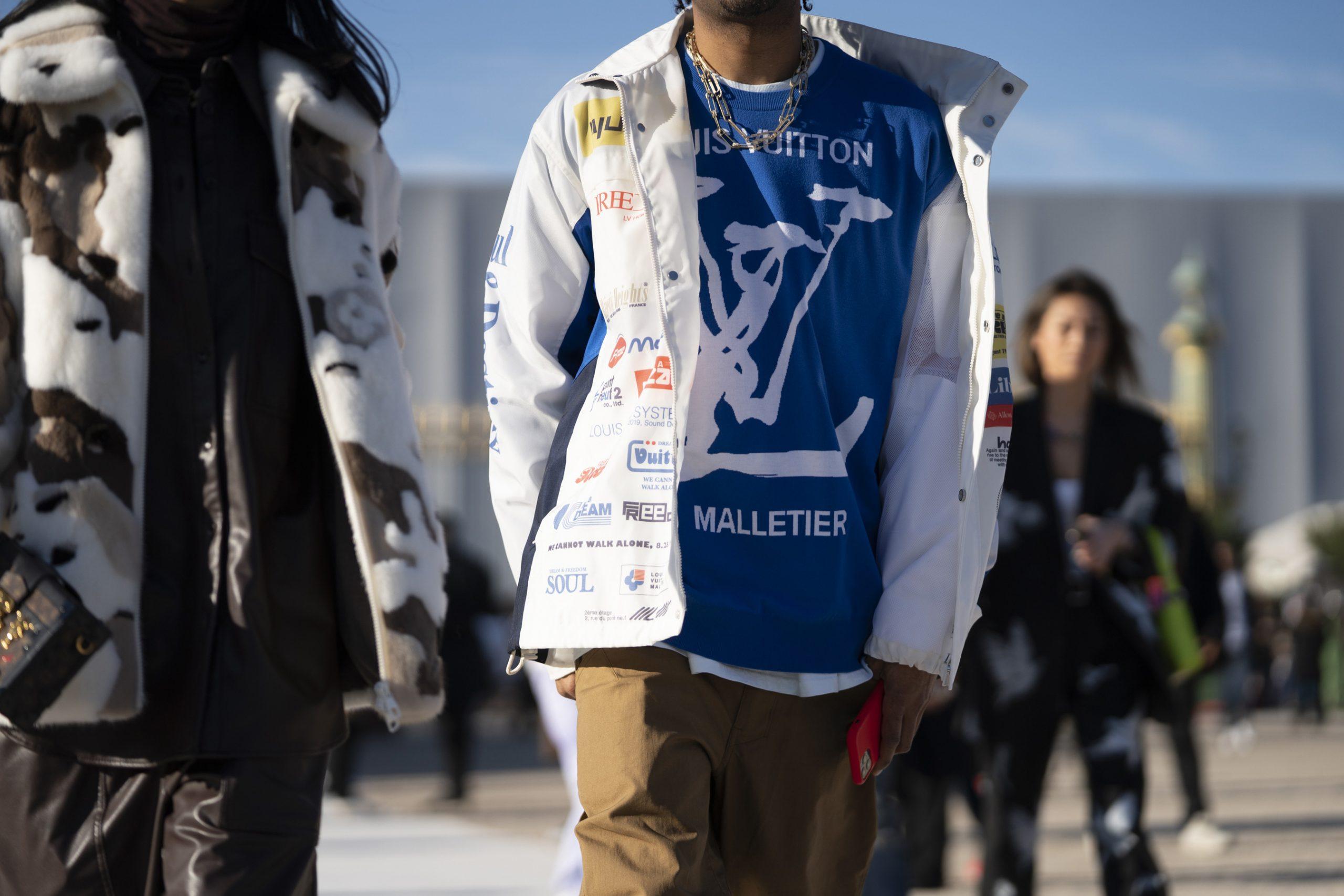 Paris Men's Fashion Week Street Style Photos 2020