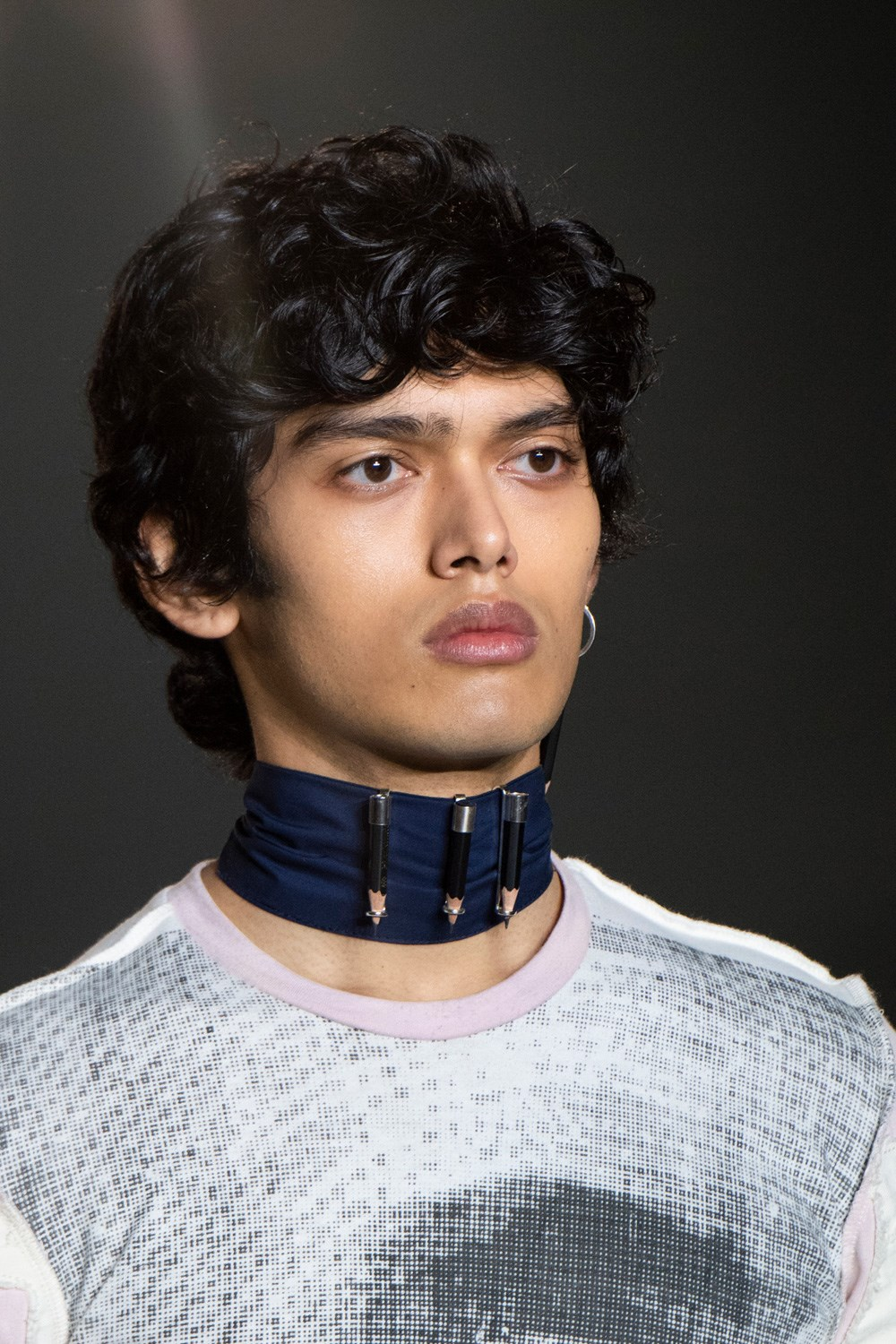 Per Gotesson Fall 2020 Men's Fashion Show Accessory Photos