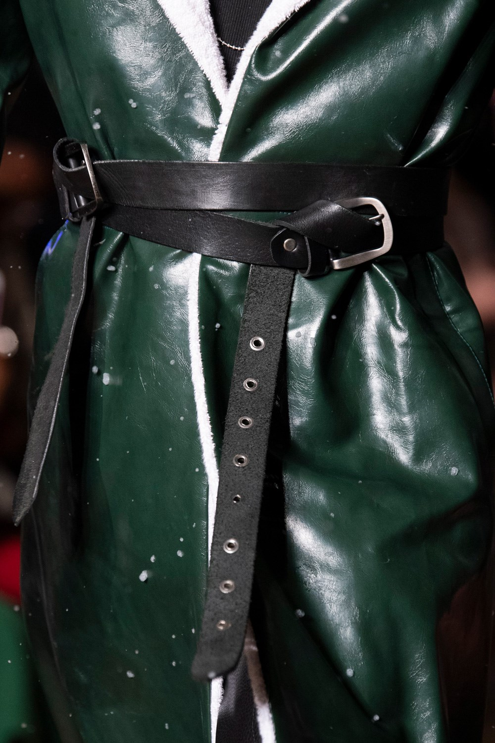 Tokyo James Fall 2020 Men's Fashion Show Accessory Photos