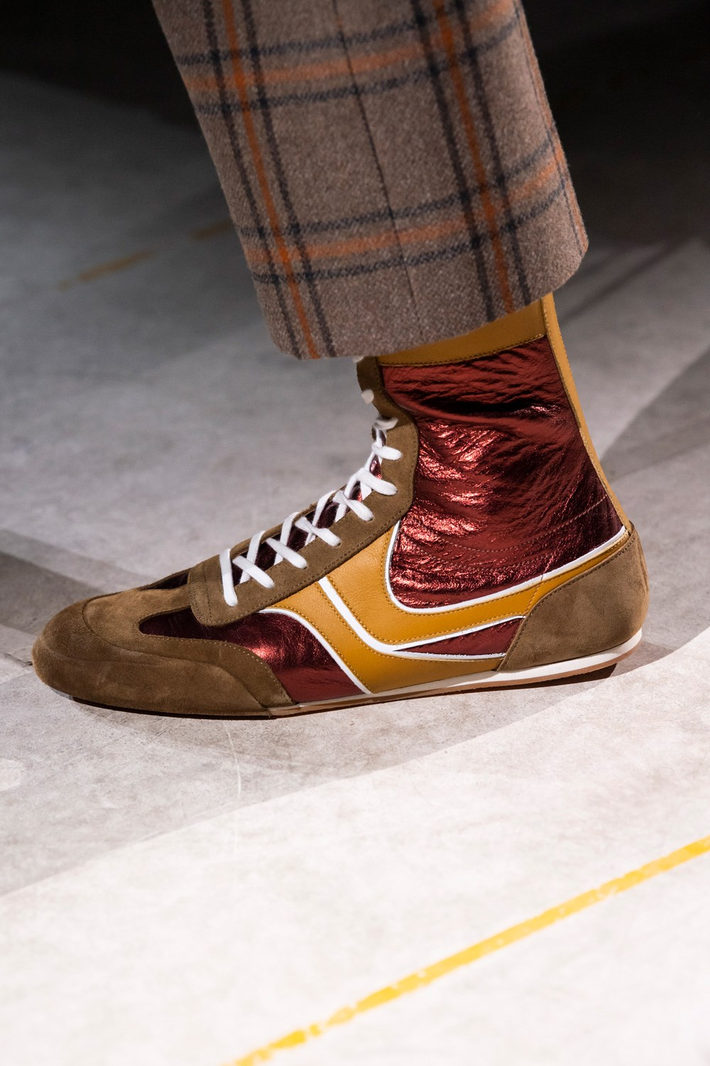 Dries Van Noten Fall 2020 Men's Fashion Show Photos