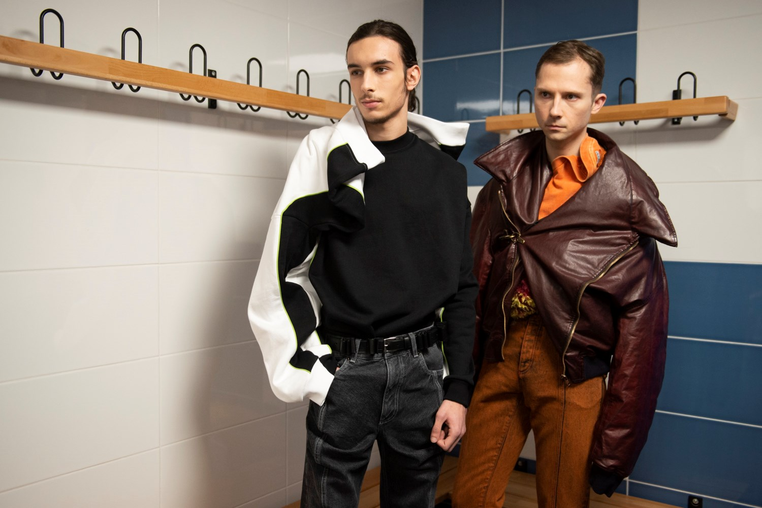 Y Project Fall 2020 Men's Fashion Show Photos