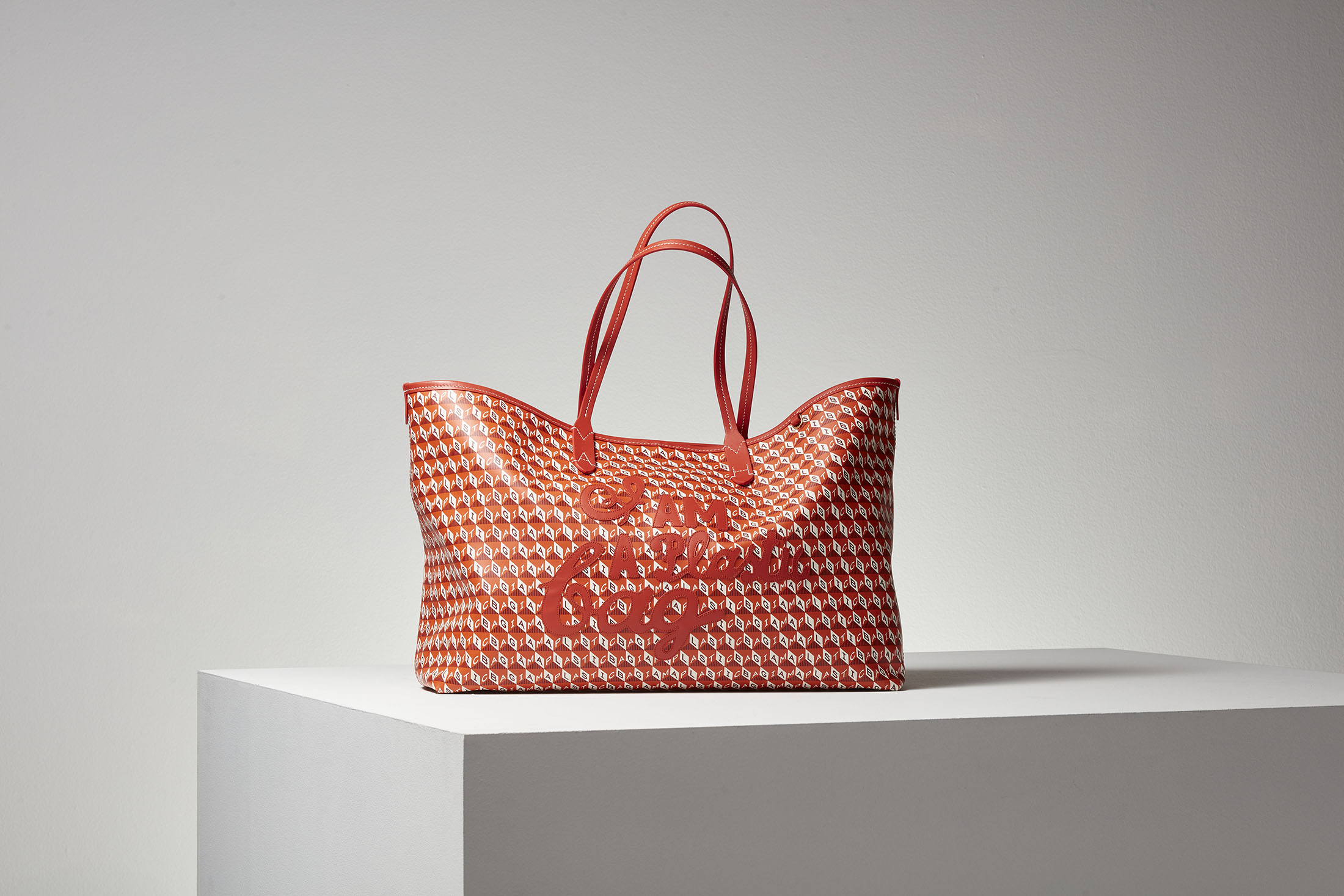 Anya Hindmarch I Am A Plastic Bag Collection