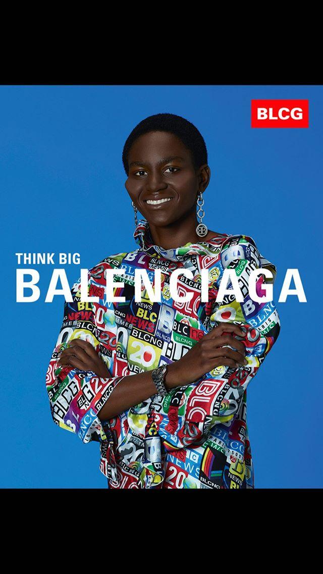 Balenciaga Spring 2020 Fashion Ad Campaign Photos