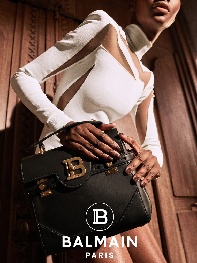 Balmain Accessories Spring Ad Campaign 2020 | The Impression