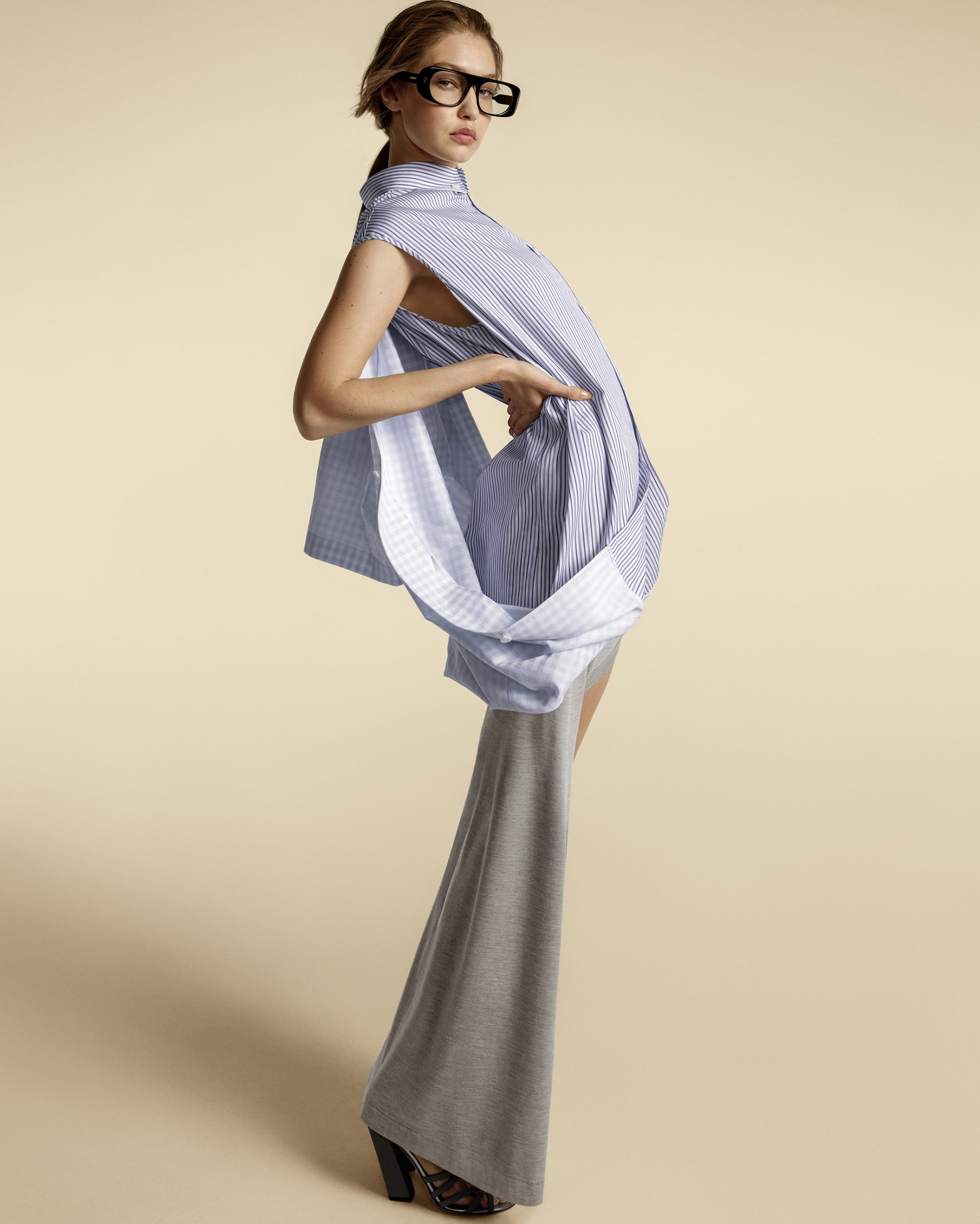 Burberry Spring 2020 Fashion Ad Campaign Photos