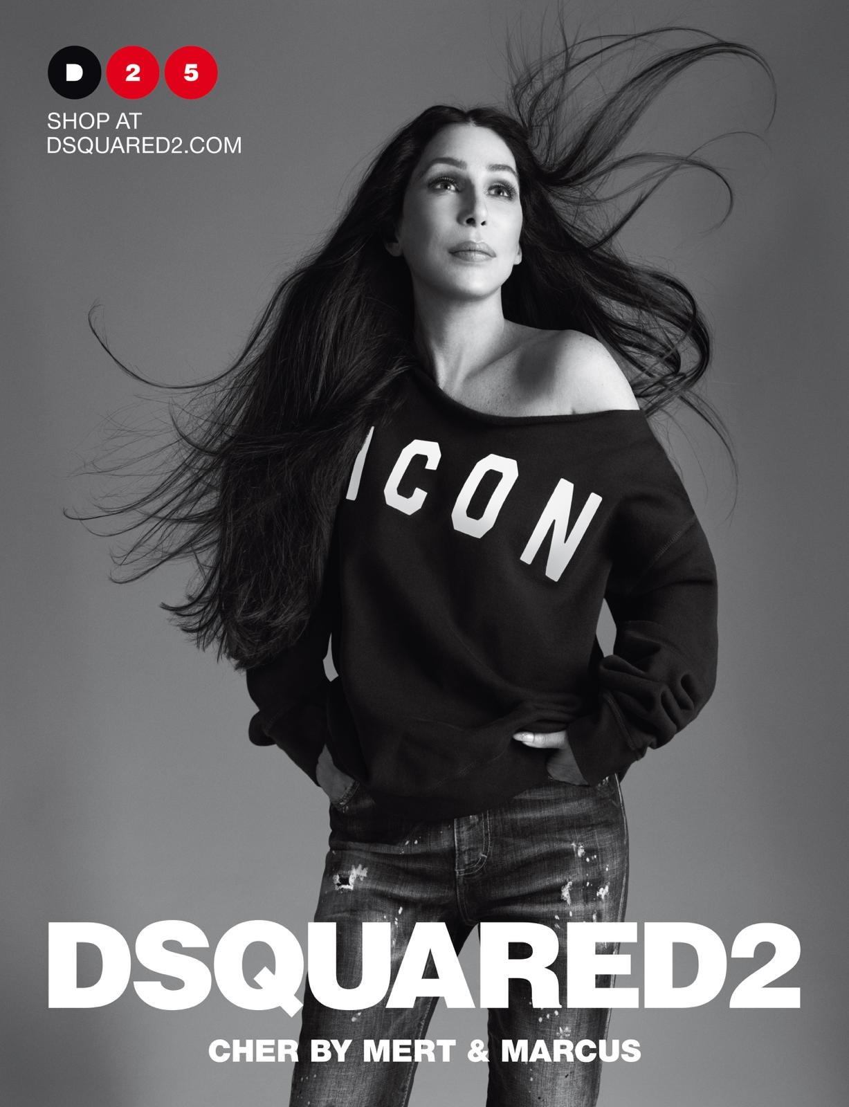 Dsquared2 Spring 2020 Fashion Ad Campaign Photos