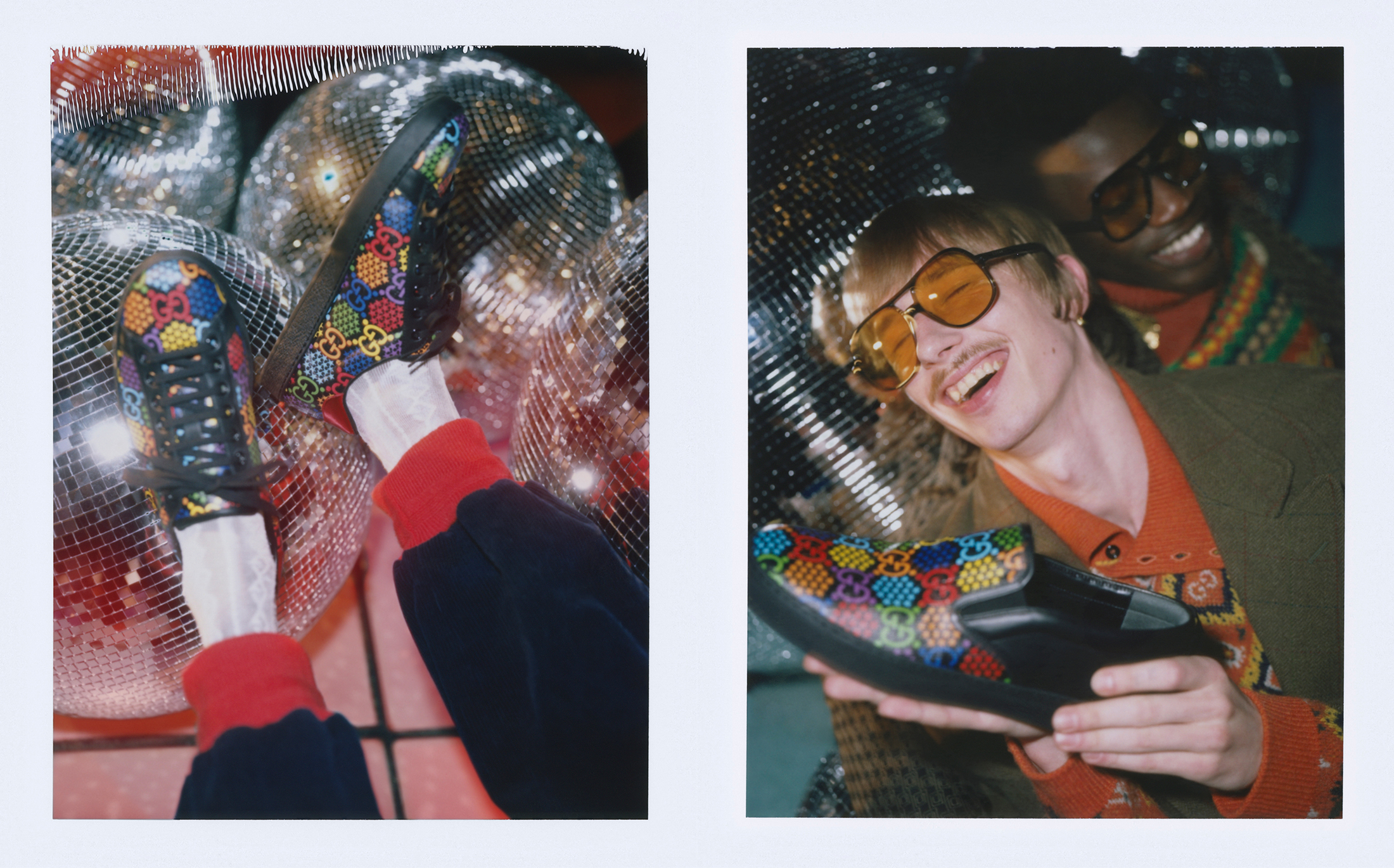 Gucci Psychedelic Capsule Collection 2020 Ad Campaign Photos