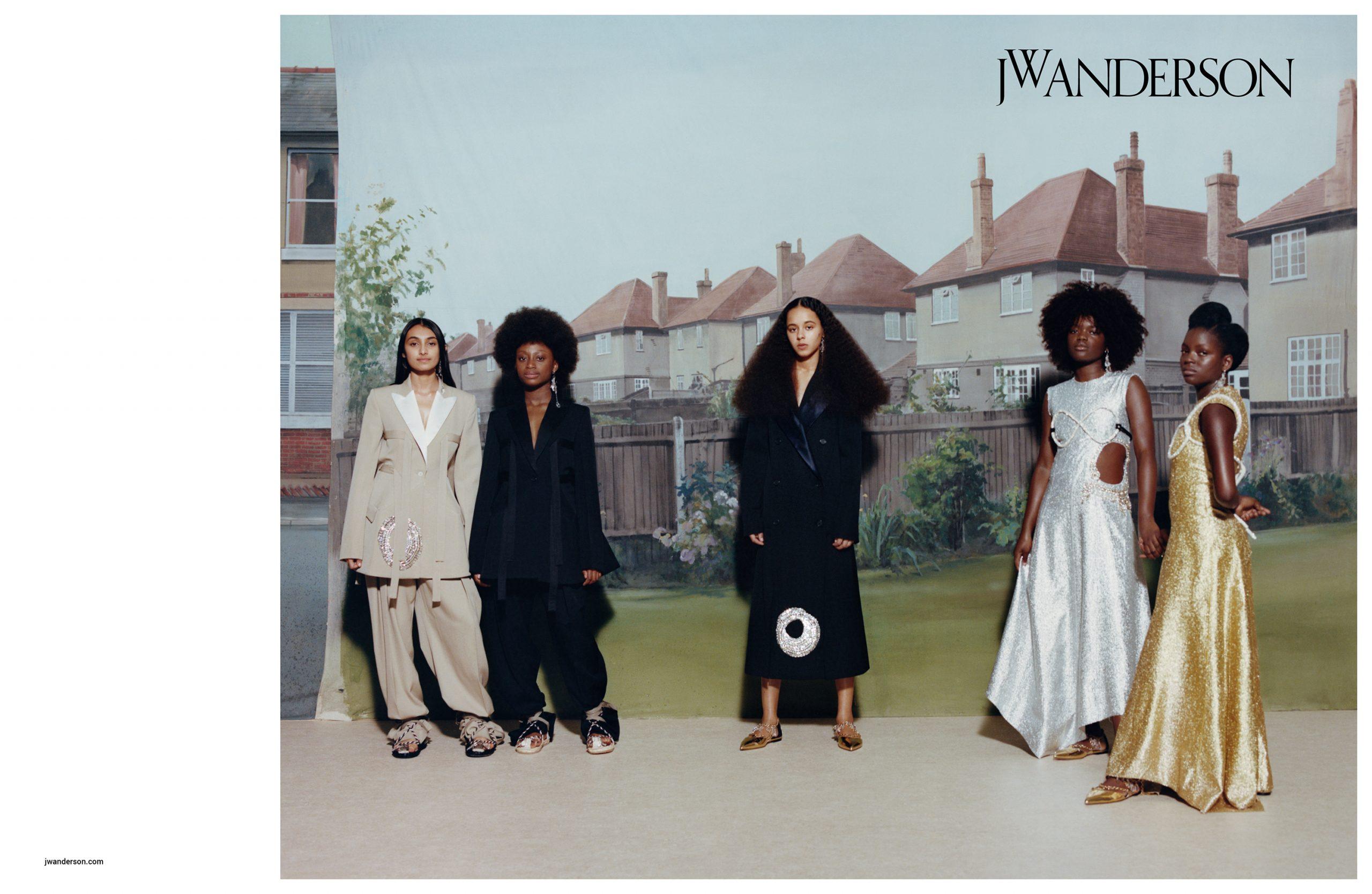 JW Anderson Spring 2020 Fashion Ad Campaign Photos