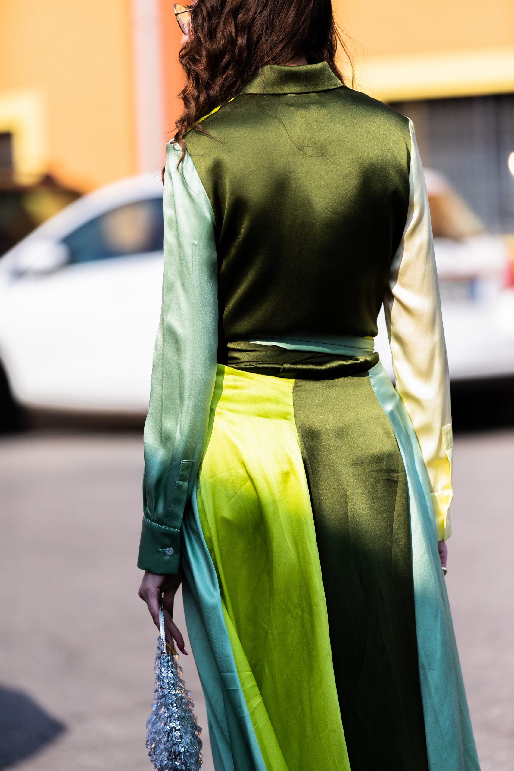 Milan Fashion Week Street Style Photos by Nick Leuze