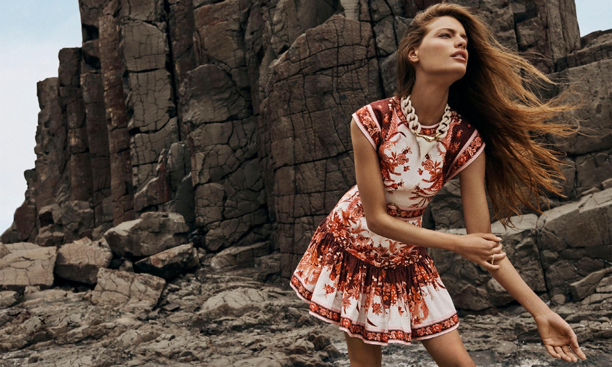 Zimmermann Spring 2020 Fashion Ad Campaign Photos