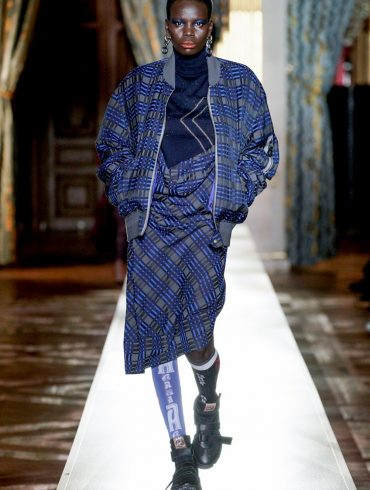Andreas Kronthaler For Vivienne Westwood Fall 2020 Fashion Show Film