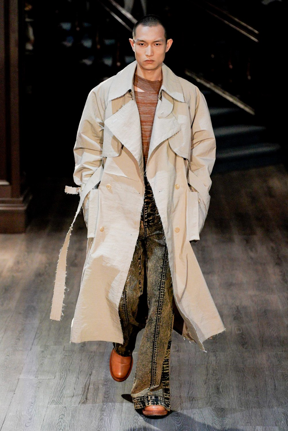 Eckhaus Latta Fall 2020 Fashion Show Photos
