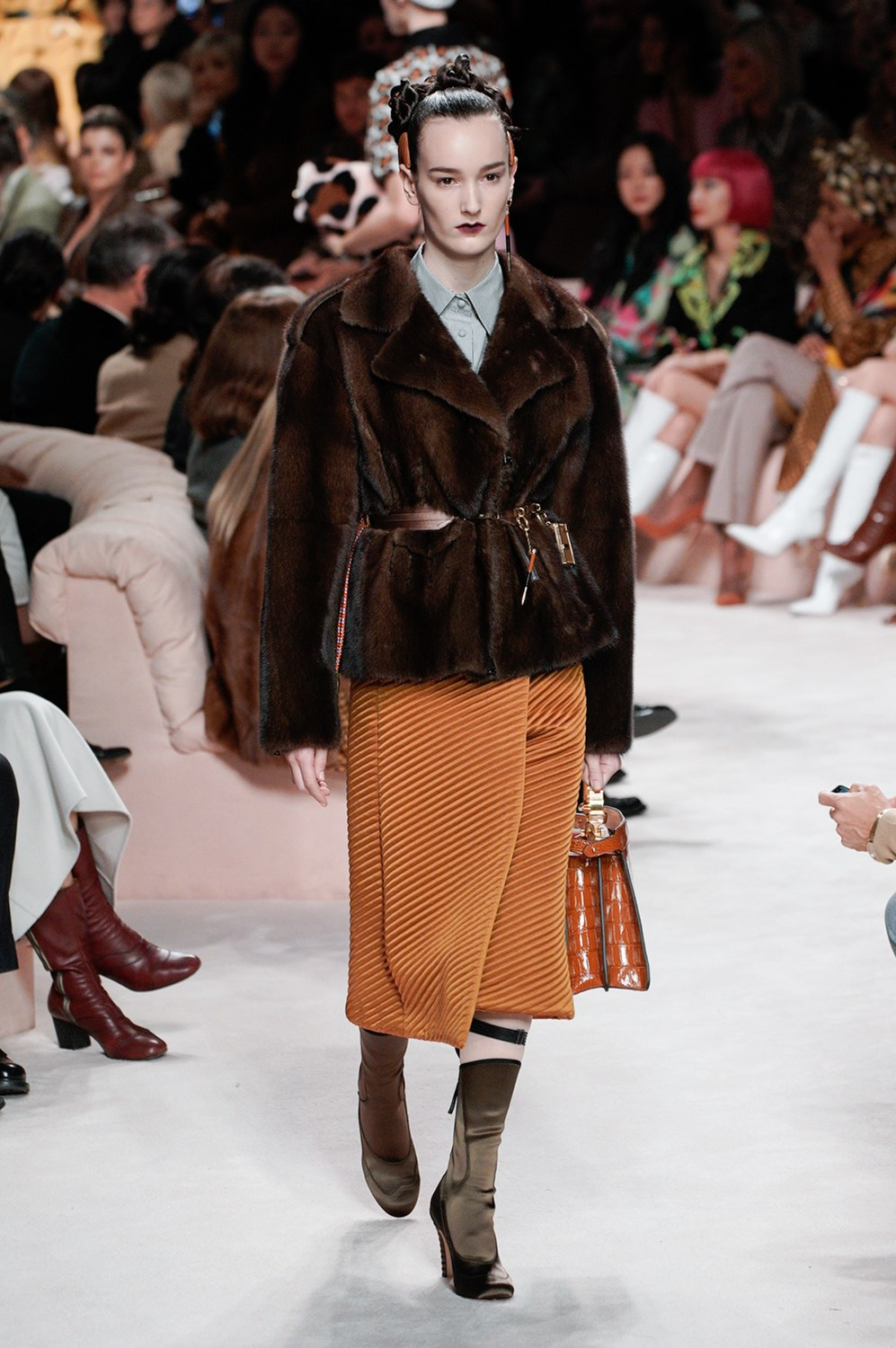 Fendi Fall 2020 Fashion Show Photos