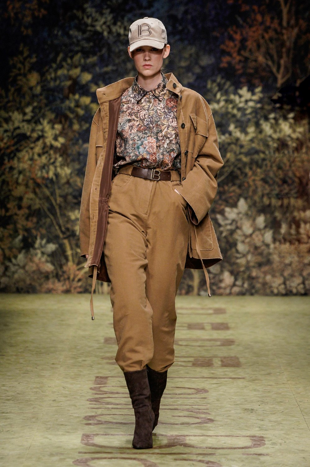 Laura Biagiotti Fall 2020 Fashion Show Photos