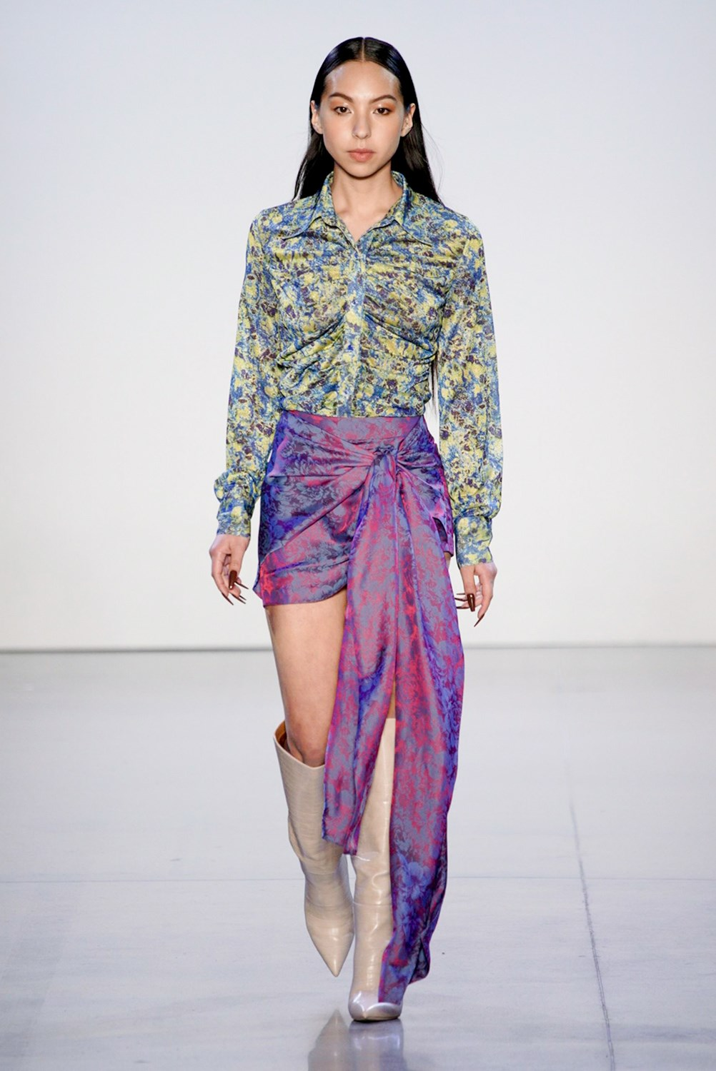 Kim Shui Fall 2020 Fashion Show Photos