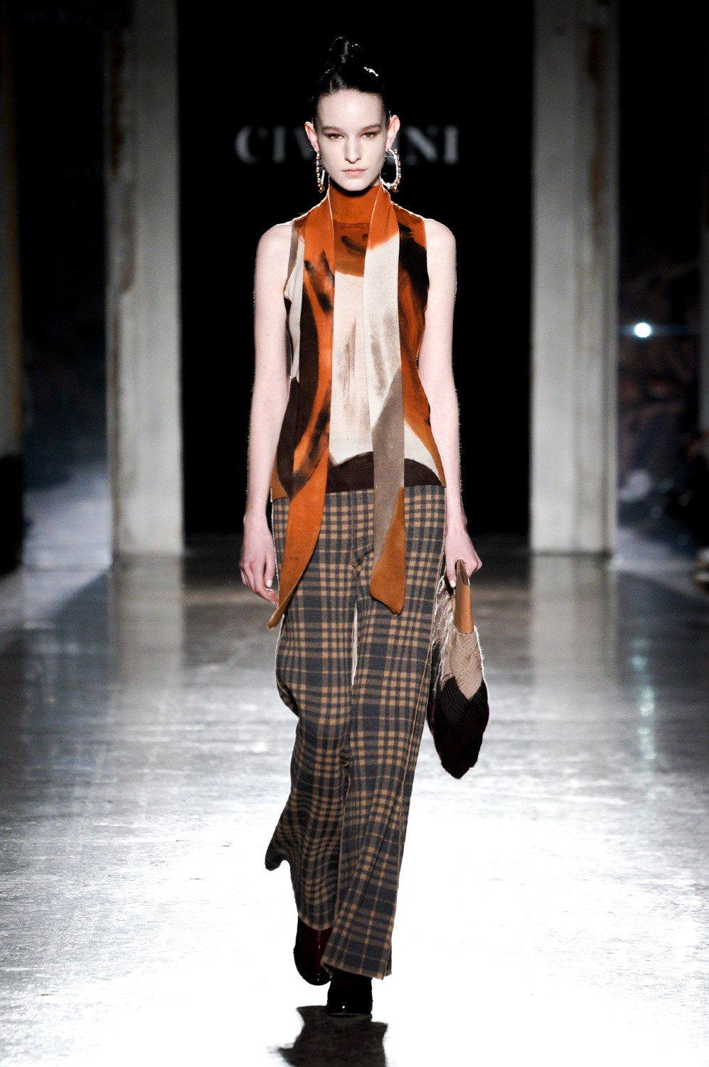 Cividini Fall 2020 Fashion Show Photos