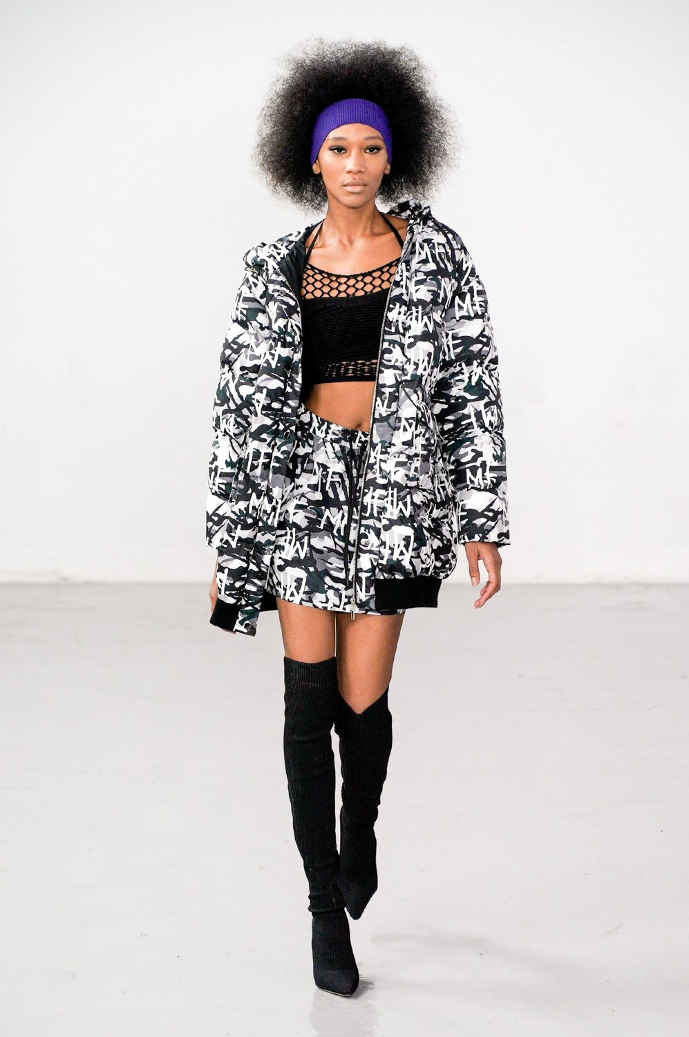 Mark Fast Fall 2020 Fashion Show Photos