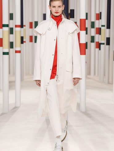 Hermes Fall 2020 Fashion Show Film