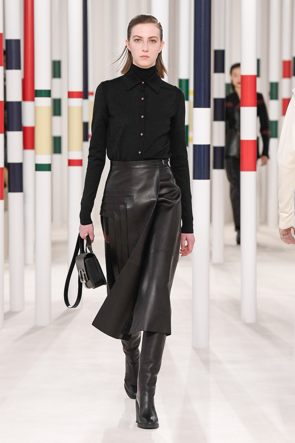 Hermes Fall 2020 Fashion Show Photos