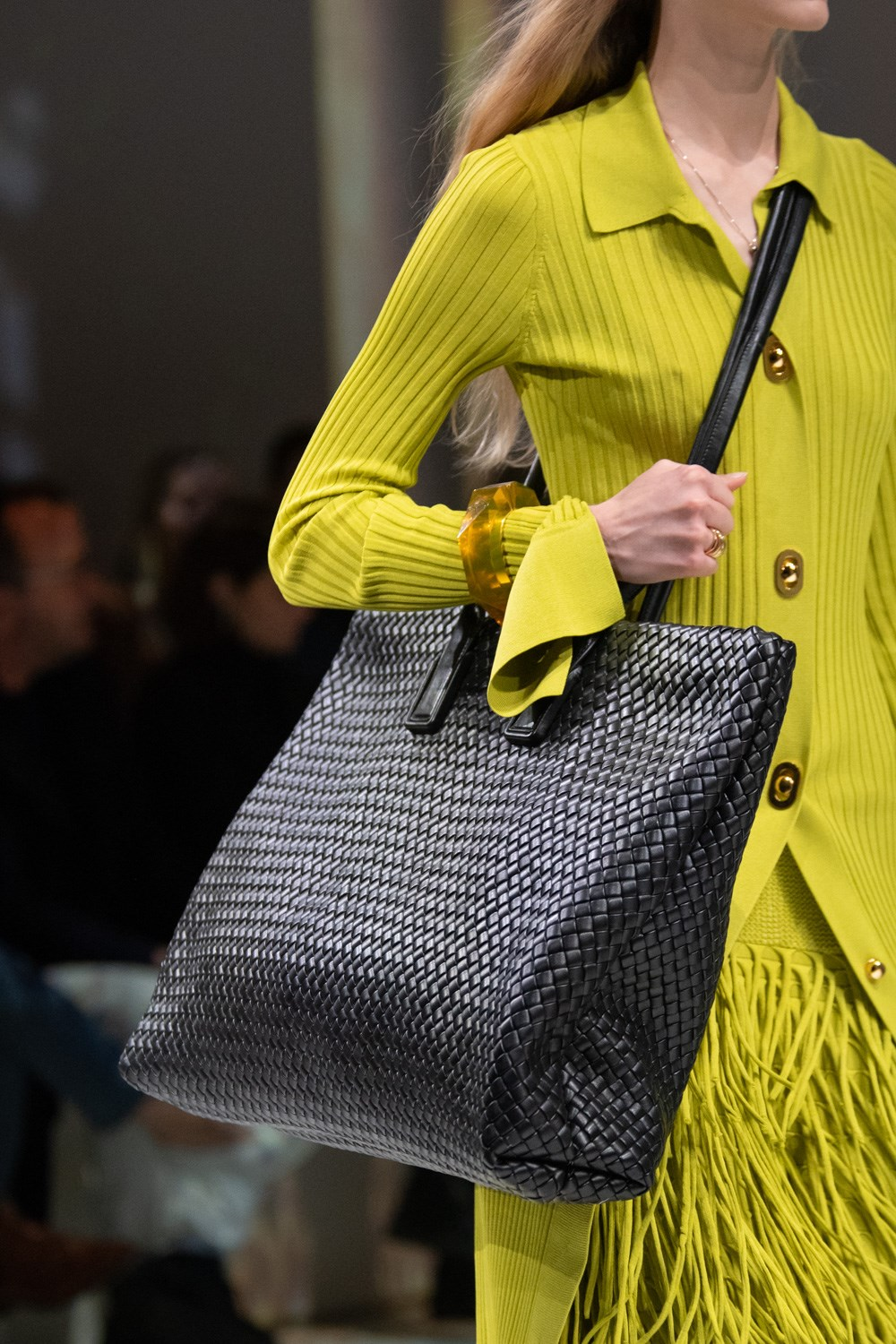 Bottega Veneta Fall 2020 Fashion Show Photos