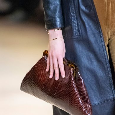 Celine Fall 2020 Fashion Show Details
