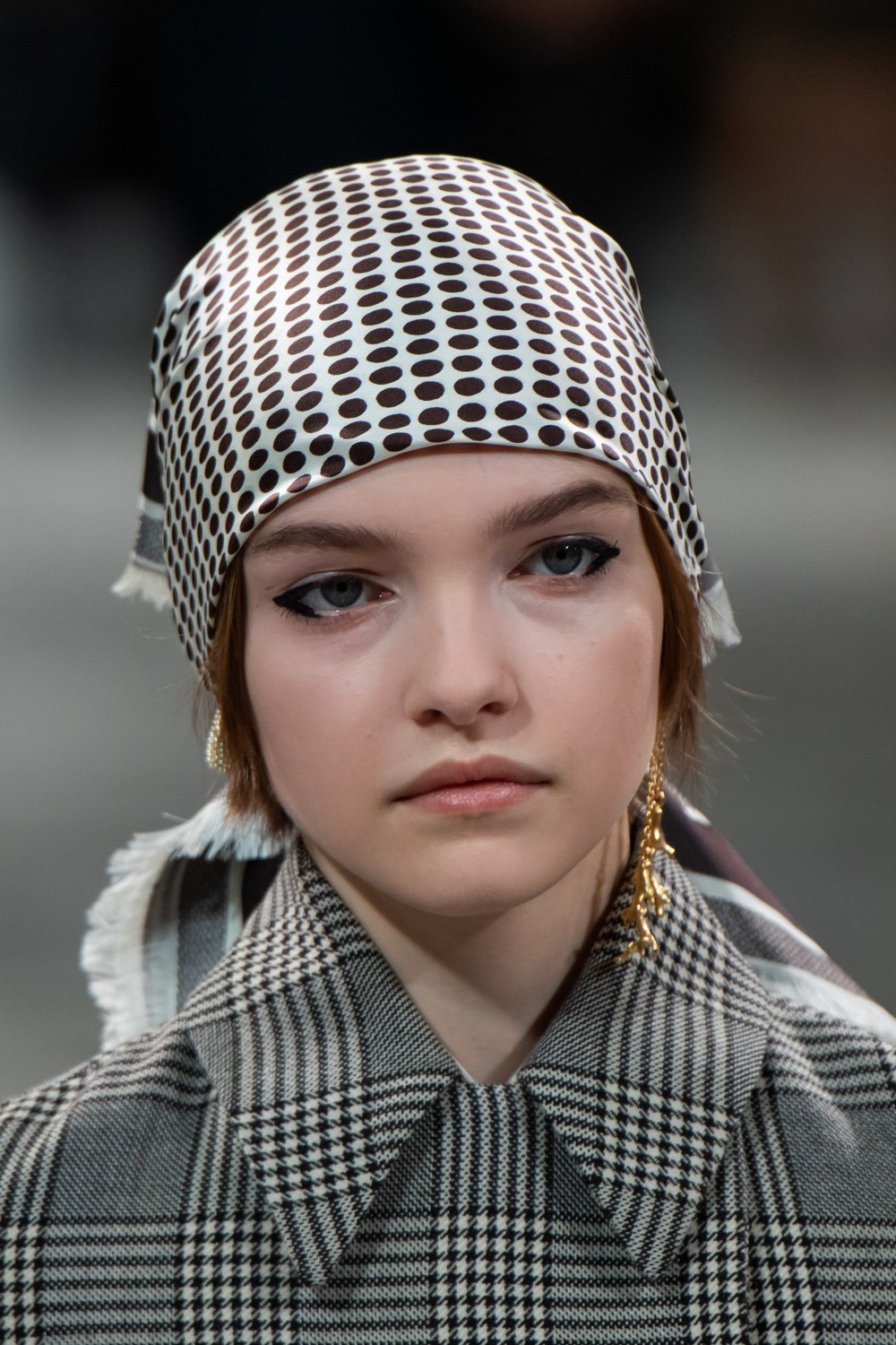 Dior Fall 2020 Fashion Show Photos