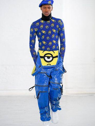 Bobby Abley Fall 2020 Fashion Show Film