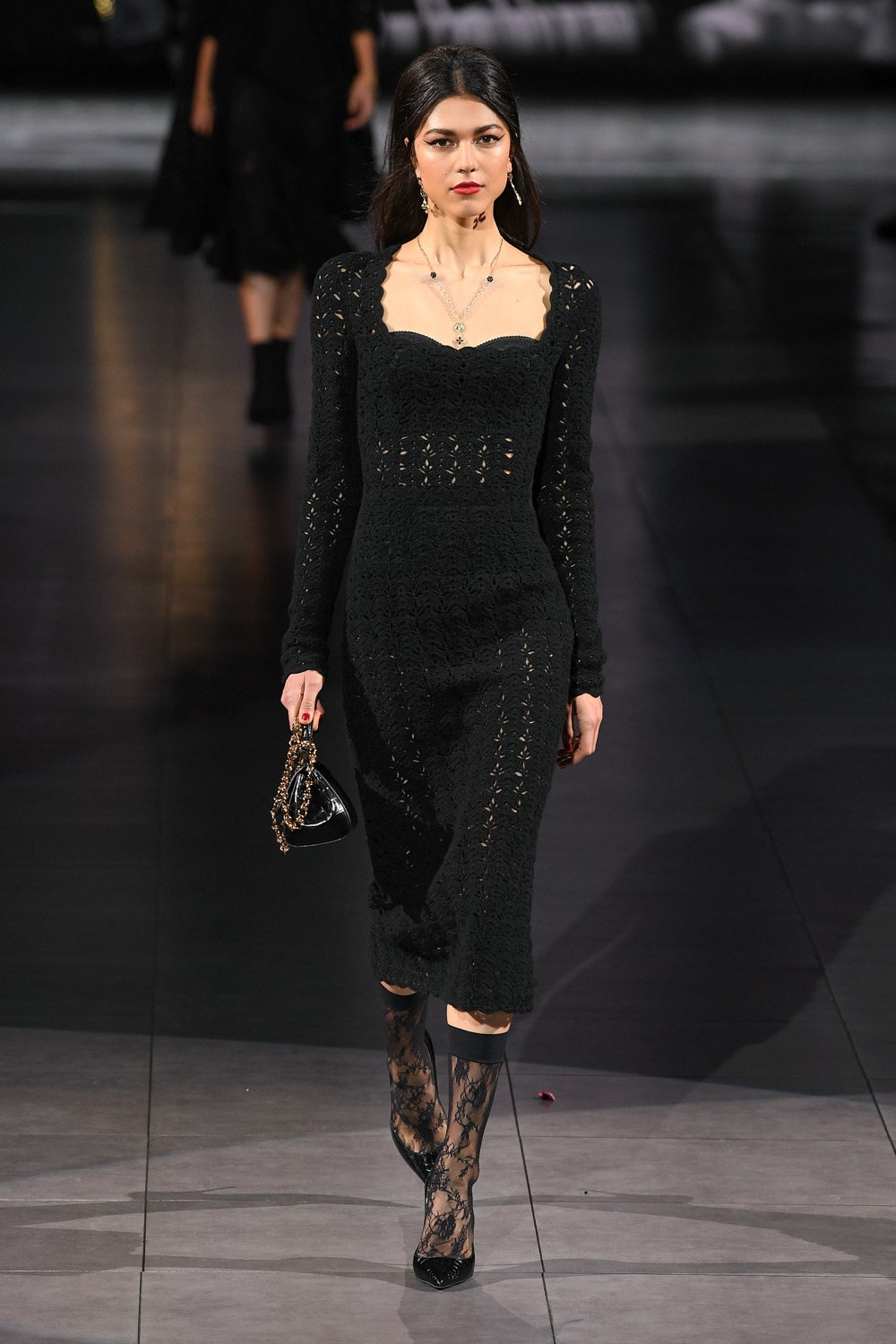 Dolce & Gabbana Fall 2020 Fashion Show Photos
