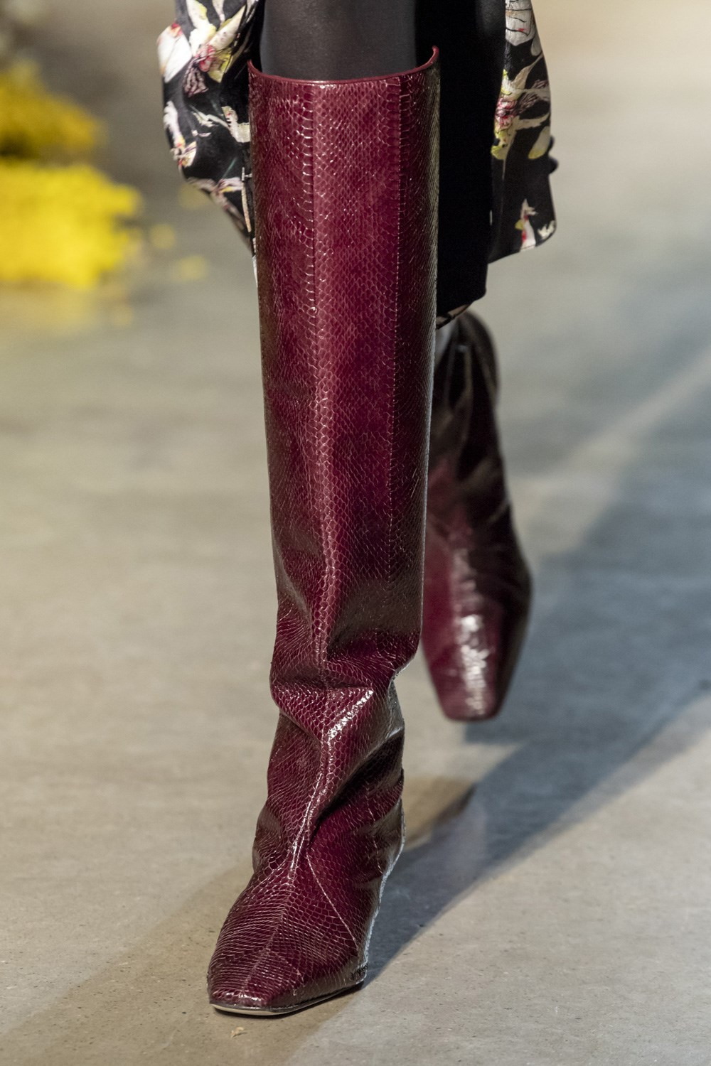 Jason Wu Fall 2020 Fashion Show Details