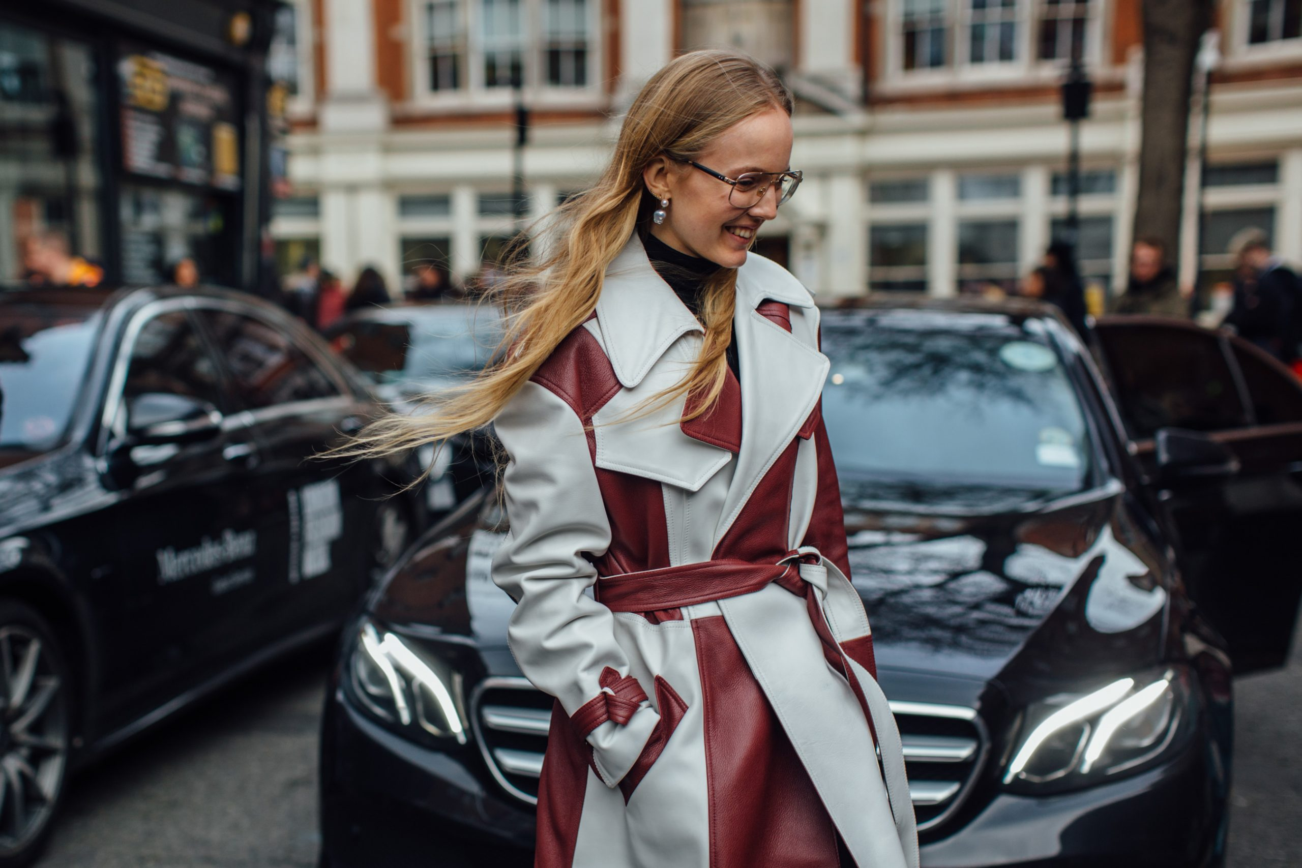 London Fashion Week Fall 2020 Street Style Photos